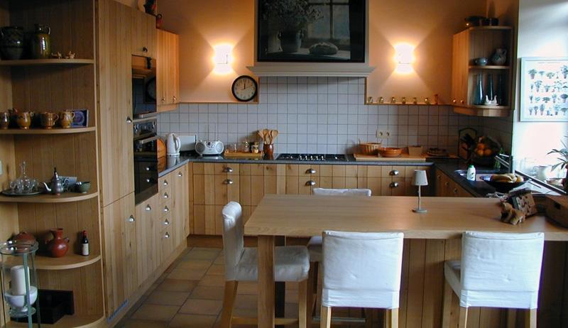 R alisation de cuisines quip es sur mesure cuisiniste for Les cuisines equipees