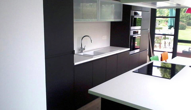 Les cuisines quip es for Les cuisines sur mesure